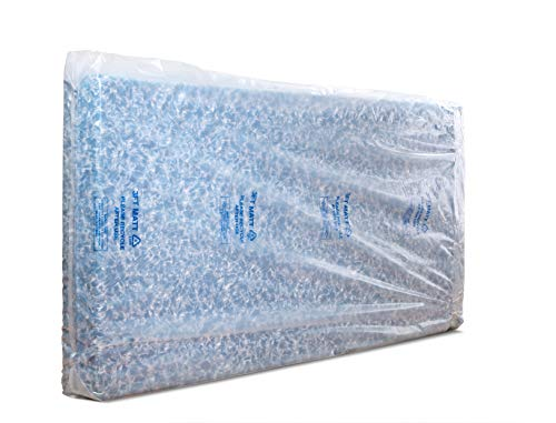 Direct Manufacturing Heavy Duty Mattress Storage Bag Single Bed, 3'0'' x 6'3'' / 90 x 190cm / 35.5 x 75ins