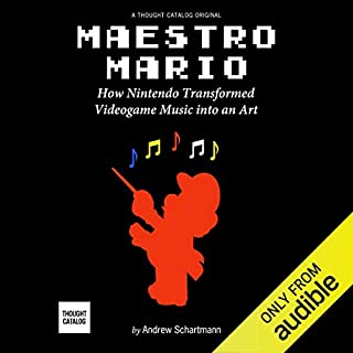 Maestro Mario audiobook cover art