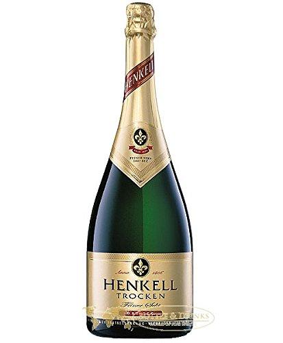 Henkell Sekt Trocken Deutschland in der 3,0 Liter Flasche