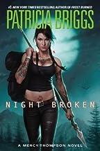 [ NIGHT BROKEN By Briggs, Patricia ( Author ) Hardcover Mar-11-2014