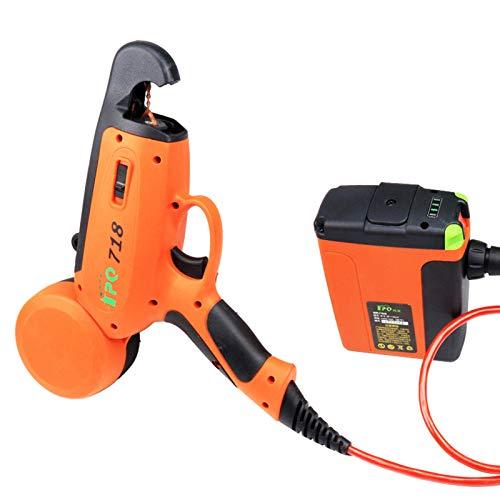 SIRUL Máquina de Atar eléctrica inalámbrica para Plantas Profesional con batería de...