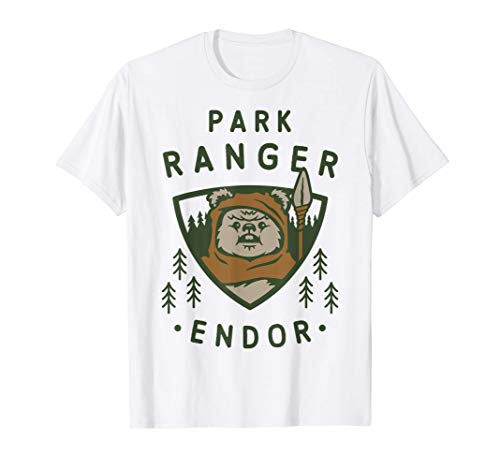 Star Wars Ewok Park Ranger Endor T-Shirt