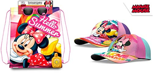 Minnie Borsa - Occhiali da Sole Minnie - Cappello Minnie