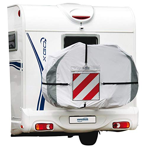 Hindermann - Housse protection porte-vélos pour camping-car Zwoo HINDERMANN Modèle - Pour 1 à 3 vélos
