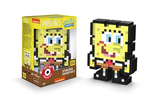 Pixel Pals – Spongebob Schwammkopf [