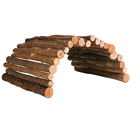 Trixie 62153 Natural Living Weidenbrücke, 51 × 30 cm
