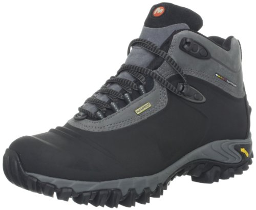 Merrell Men's Thermo 6 Waterproof Winter Boot,Black,10.5 M US