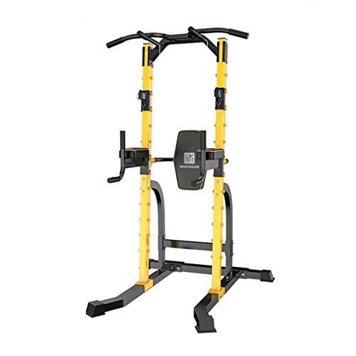 HGXC Barra Horizontal Interna Pull-up para Uso doméstico, Equipo de Fitness Multifuncional, Soporte para Press de banca con Barra