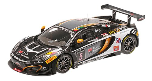Minichamps 1:18 Escala 2013 Mclaren MP4-12C Boutsen Racing Ginion 24h SPA Kit...