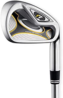 TaylorMade R7 Single Iron 6 Iron Stock Steel Shaft Steel Stiff Right Handed 37.5 in