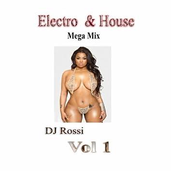 Electro & House Mega Mix, Vol. 1