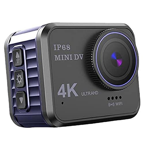 Mottye 4K 40MP 60FPS Action Camera 33FT Underwater...