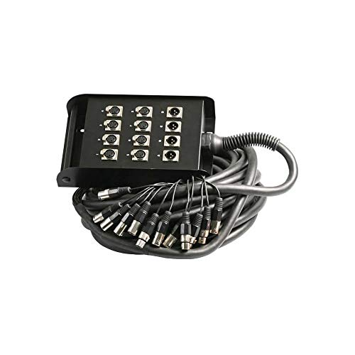 Pulse PLS00322XLR 15m Multicore