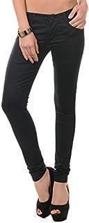 American-Elm Women' Cotton Stretchable Trouser