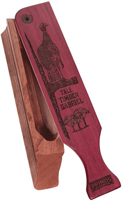 Primos Hunting UnisexAdult Primos Tall Timber Gabriel Box 2915 Friction  Box Calls Turkey Call 2915
