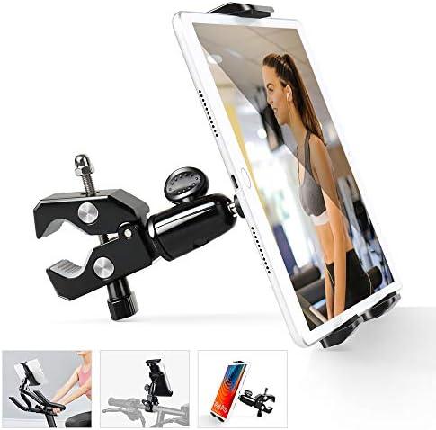 Elitehood Bike Phone Tablet Mount Holder Portable Metal 4 11 9 iPhone iPad Mount Holder 360 product image