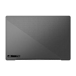"ROG Zephyrus G14 GA401II 14"" Full HD Thin Bezel Gaming Laptop (AMD Ryzen 5 4600HS, Nvidia GeForce GTX 1650Ti 4GB Graphics, 512GB PCI-e SSD, 8 GB RAM, Windows 10)"