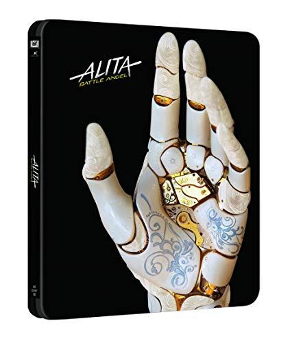 Alita: Ángel de combate [Blu-ray]