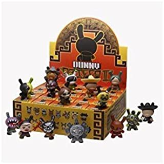 Kidrobot Azteca 2 Dunny - Sealed Case of 25