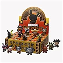 Kidrobot Azteca 2 Dunny - Sealed Case of 25