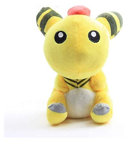 Pokémon Anime Relleno Peluche Peluche Peluche Dibujos Animados Pikachu Serie Muñecas Mujeres Niños Regalo 17cm Pokemon Lleve Peluche Pikachu WYYHYPY