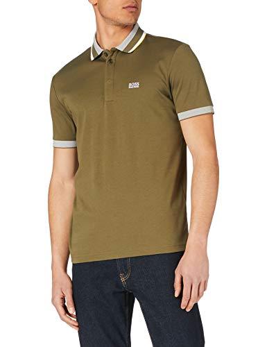 BOSS Paddy 1 10210510 01 Camisa de Polo, Medium Green315, XL para Hombre