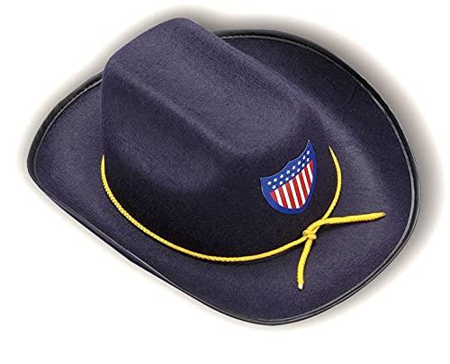 Forum Novelties Inc 33783 Union Officer Hat