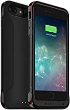 Mophie Juice Pack Flex Battery case - Apple iPhone 8 Plus or 7 Plus - Maximum Protection - ISO-Flex - Wireless Charging - Slim - Black