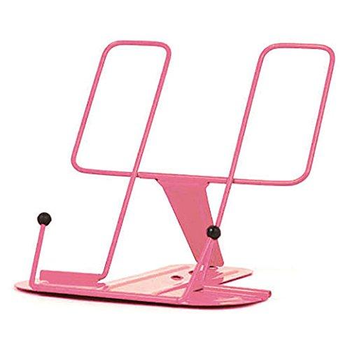 メタルブックレスト【ピンク】 DB016-PI