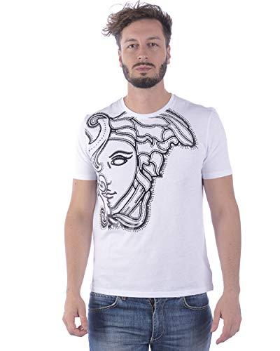 Versace Collection T-Shirt (M-378-Ts-54406) - XL(DE) / XL(IT) / XL(EU) - Dunkelblau