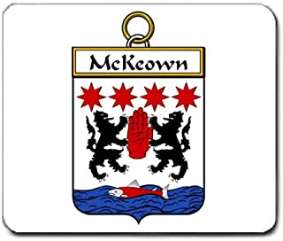 McKeown Family Crest Coat of Arms Mouse Pad