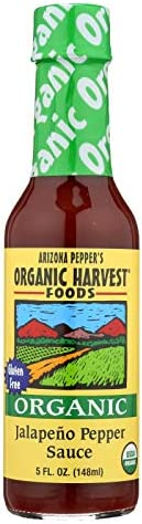 Arizona Peppers Jalapeno Pepper Sauce 5 ounce Bottles Case of 12 product image