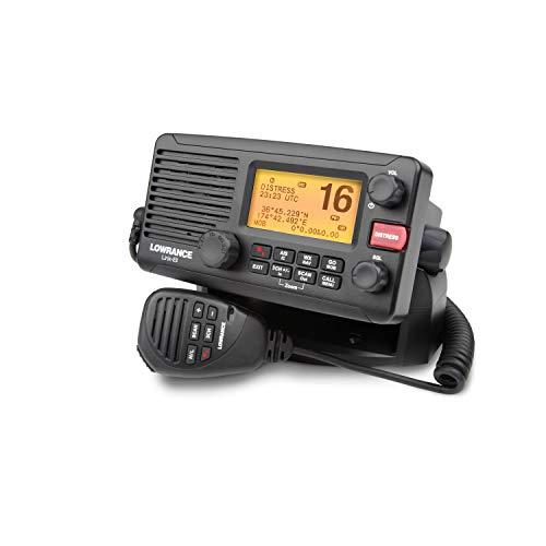 Lowrance VHF Marine Radio,Link-8,DSC
