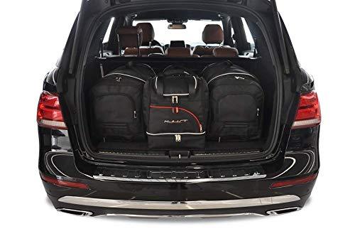 KJUST Reisetaschen 4 STK kompatibel mit Mercedes-Benz GLE SUV W166 2015 - 2018