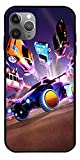 RENATEE Phone Case Compatible with iPhone 12 11 X Xs Xr 8 7 6 6s Plus Mini Pro Max Rocket League Boy Girl Rumble Ghost Hunt Video Win Gridiron Spike Rush Pure Clear Cases Cover Full Body