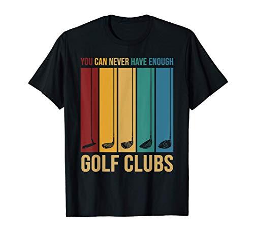Mens Golfing Sport Gift | Golfer I Golf Player Golf Clubs T-Shirt