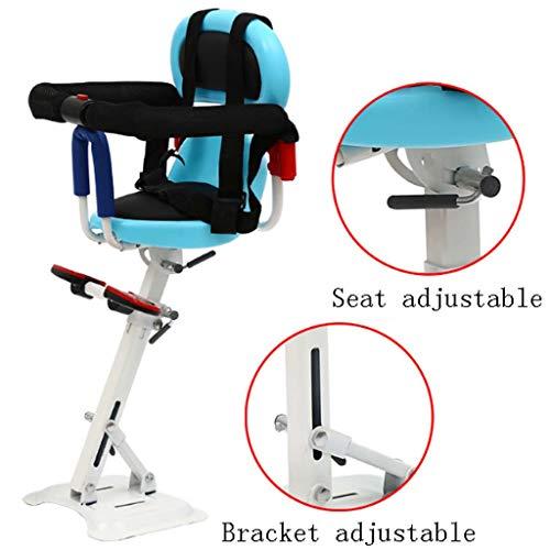 WAJJ Elektrische autostoel kinderzitje motorfiets elektrische fiets scooter voor veiligheidsstoel