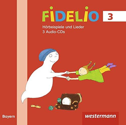 Fidelio Musikbücher - Ausgabe Bayern 2014: Hörbeispiele 3