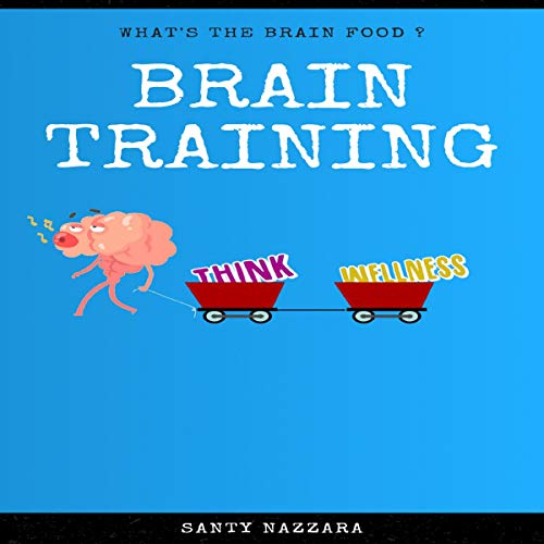 Brain Training audiobook cover art