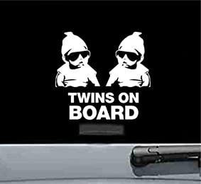 Best twins on board stickers for cars