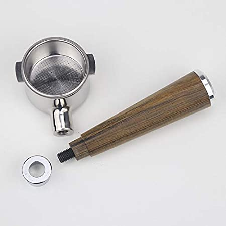 51mm Handle Filter Basket Tool Coffee Bottomless Portafilter for Delonghi ECO310