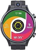 KOSPET PRIME 2 4G Smart Watch,13.0MP Full Touch Screen 4GB+64GB Orologio intelligente con Fotocamera girevole 1600mAh Batteria Orologio Telefono WIFI GPS Smartwatch, Compatibile con Android e iOS