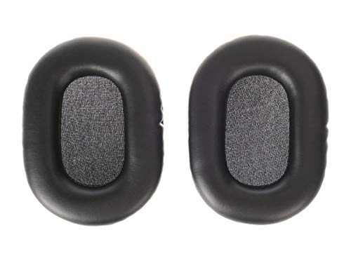 WEWOM 2 cuscinetti di ricambio di alta qualità per cuffie Sony MDR 7506 / V6 / CD900ST