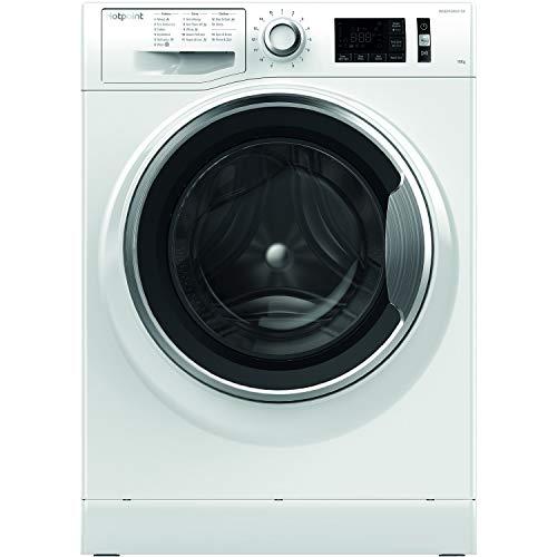 HOTPOINT NM111045WCA ActiveCare 10kg 1400rpm Freestanding Washing Machine - White