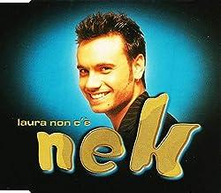 Nek - Laura Non C'è - WEA - 3984 20321-2