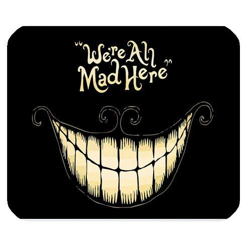 LeonardCustom- Personalized Rectangle Non-Slip Rubber Mousepad Gaming Mouse Pad / Mat- Cartoon Alice in Wonderland -LCMPV820