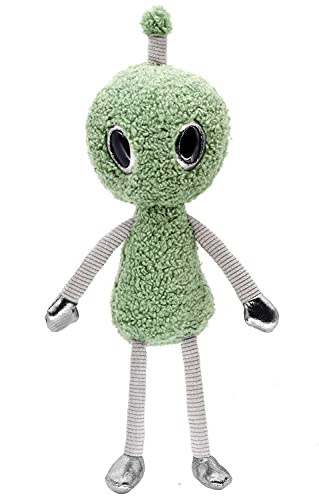Cute Alien Plush Doll , 15'' Soft Plushies Stuffed Extraterrestrials Toy Gifts for Kids , Toddler ,...