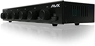 6 Zone Speaker Selector with Individual Volume Control by AVX Audio