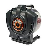 LEPSJGC Alimentador automático de Peces con Temporizador automático de Tanque de Acuario LCD Digital, alimentación de Alimentos para el hogar (Color : B)