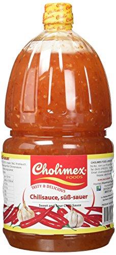 Cholimex Chilisauce, süss-sauer, 1er Pack (1 x 2 L Flasche)